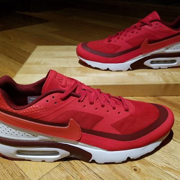 super popular 69ccc 1e0d3 Nike Air Max BW Ultra Red White Mens size 13 0218.  M 5a7e518f739d480ea8a5a10f